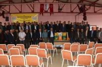 MISIR TOHUMU - Altıntaş'ta Üreticilere Nohut Ve Mısır Tohumu Dağıtıldı