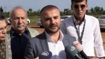 SARıCAN - Antalya'da Haciz Nedeniyle Sitenin Asansörlerinin Çalışmaması