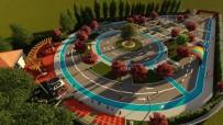 TRAFİK EĞİTİM PARKI - Bartın Belediyesi'nde Trafik Eğitim Parkı Projesi