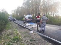 Bartın'da Patpat Kazası Açıklaması 1 Ölü, 2 Yaralı