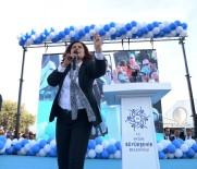 ÖZLEM ÇERÇIOĞLU - Başkan Çeçrioğlu, Karacasu Spor Ve Sosyal Tesisinin Temelini Attı