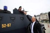 Başkan Tekintaş'tan Görev Başındaki Polislere Kutlama