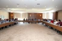 Başkan Toçoğlu, SASKİ Yıl Sonu Değerlendirme Toplantısına Katıldı