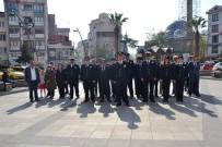 Biga'da Polis Teşkilatının 173. Yıl Dönümü Törenle Kutlandı