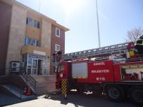 Bingöl'de Polislere Yangın Eğitimi