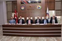 SANAYİ SEKTÖRÜ - Burdur'da Mesleki Eğitimde İşbirliği