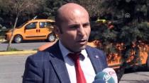 ŞIRINEVLER - Çalıştığı Taksisi Çalınan Şoförünün Yardım Çağrısı