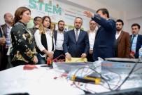FEN BILIMLERI - Çanakkale'de Bir Okula STEM Laboratuvarı