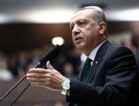 TBMM - Erdoğan'dan Kılıçdaroğlu'na: Postalın eksikse sana postal gönderelim