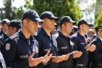 DENIZLI EMNIYET MÜDÜRÜ - Denizli'de  Türk Polis Teşkilatının 173. Kuruluş Yıl Dönümü