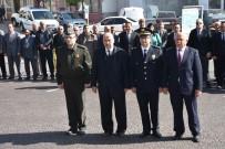 RESMİ TÖREN - Dursunbey'de Polis Haftası Kutlandı