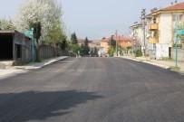 YıLDıZTEPE - Erenler Yıldıztepe Caddesi Yenilendi