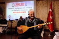 MUSTAFA ELDIVAN - Esat Kabaklı'dan Sanatçıların Ziyaretini Eleştirenlere Sert Cevap