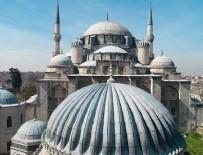 AYASOFYA - Eski İstanbul'un kalbi 'yeşil sütun'