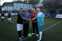 ABDULLAH DÖLEK - Eyüpsultan Mahalleler Arası Futbol Turnuvası Başladı