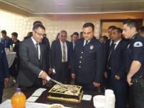 Gercüş'te Polis Haftası Kutlandı