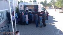 DİŞ FIRÇALAMA - Gezici Sağlık Tarama Aracı Şaphane'de