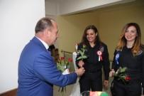 TÜLAY BAYDAR - Gölbaşı Belediye Başkanı Duruay, Polislerle Buluştu