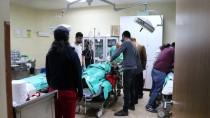 ŞERIF YıLMAZ - GÜNCELLEME - Sanatçı Kabaklı Burdur'da Trafik Kazası Geçirdi