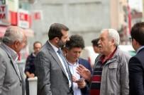 Gürsu Belediye Başkanı Işık, Sokakta Halkın Sorunlarını Dinliyor