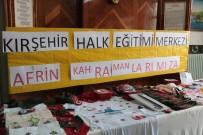 Halk Eğitim Kursiyerlerinden Askere 'Hediyeli Mektup'