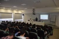 ALıŞKANLıK - 'Havacılık El Aletleri Ve Sektör Sohbetleri' Konferansı Gerçekleştirildi