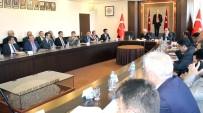 Isparta'da İl Koordinasyon Kurulu Toplantısı Gerçekleştirildi