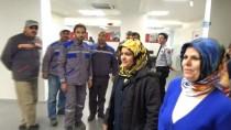 MUSTAFA ÖZ - Kadro Sevinci Yaşayan Belediye İşçilerinden Mehmetçik'e Destek