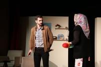 TİYATRO OYUNCUSU - Kağıthane'deki Mahallelilerden Tiyatro Oyunu