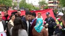 İHBAR HATTI - Konya'da Polise Sürpriz Kutlama