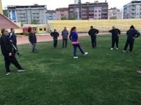 İNÖNÜ STADI - 'Koşabiliyorken Koş'' Projesine Büyük İlgi