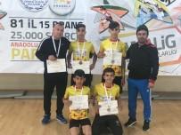 Mardin Badmintonda Finale Yükseldi