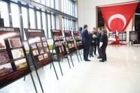MİMARLAR ODASI - Melikgazi Sergi Salonu Kültür Ve Sanatın Hizmetinde