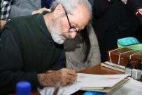 NAKKAŞ - Minyatürün Ustası Ardeshır Mojarad Küçükçekmece'de