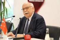 NABI AVCı - Nabi Avcı, Anadolu Üniversitesinde Konferansa Katıldı