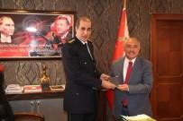 Niğde Belediye Başkanı Özkan'dan Polis Teşkilatına Ziyaret