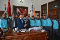 Niksar Belediyespor'da Hedef BAL Ligi