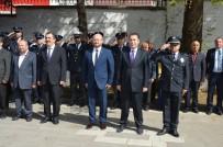 SELAMI KAPANKAYA - Niksar'da Polis Haftası Kutlandı