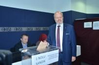 ÖZGÜR BAYRAKTAR - Nurettin Özdebir Yeniden ASO Başkanı Seçildi