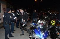 Ordulu Motorcular Polislerin Haftalarını Kutladı
