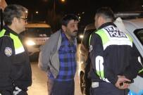 ARAÇ KULLANMAK - Polisten 20 Kilometre Kaçtı, Yakalanınca 'Görmedim' Dedi
