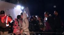 EGE DENIZI - Ro-Ro Gemisinde 79 Yabancı Uyruklu Yakalandı