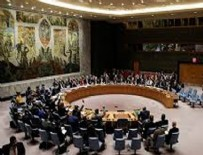 BOLIVYA - Rusya, Kimyasal Silah Kullanımı Soruşturmasını Veto Etti