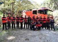 İTFAİYECİLER - Sadece Yangında Değil Dağda Da Hayat Kurtarıyorlar