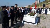 ALI SıRMALı - Şehit Polis Memuru Mezarı Başında Anıldı