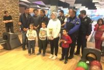 BOWLING - Şehit Ve Gazi Aileleri Bowling Etkinliğinde Buluştu