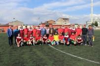 CENTİLMENLİK - Simav'da Olgunlar Futbol Turnuvası