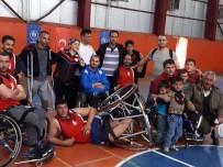 BEDENSEL ENGELLILER - Tekerlekli Sandalye Basketbol 2. Ligi
