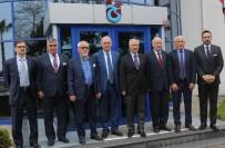 MUHARREM USTA - Trabzonspor'da Ağaoğlu Yönetimi Devraldı