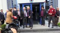 MUHARREM USTA - Trabzonspor'da Devir Teslim Töreni